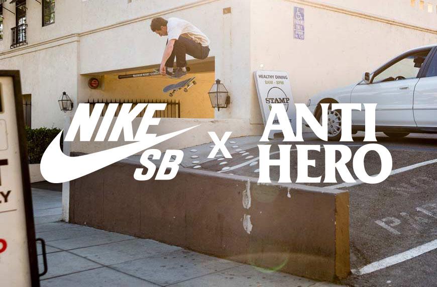 Nike SB x Anti Hero