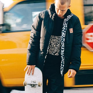 Element x Keith Haring