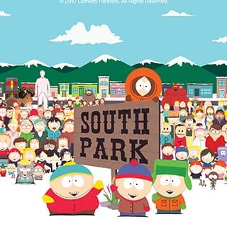 Huf x southpark
