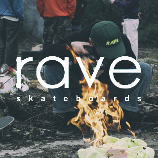 Rave skateboards