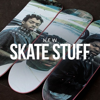 Skateboard Decks, Completes, Trucks and more