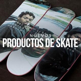 Tablas de Skate, Completos, Ejes y más
