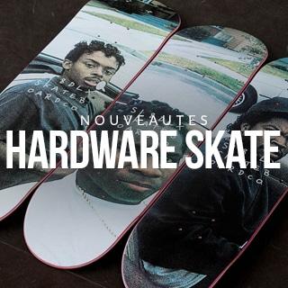 Skateboard Decks, Completes, Trucks et plus