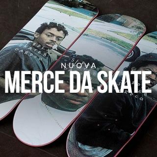 Tavole da skateboard complete o personalizzabili, truck e altro ancora