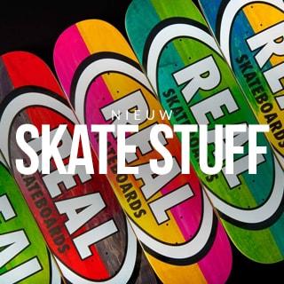 Skateboard Decks, Completes, Trucks en meer