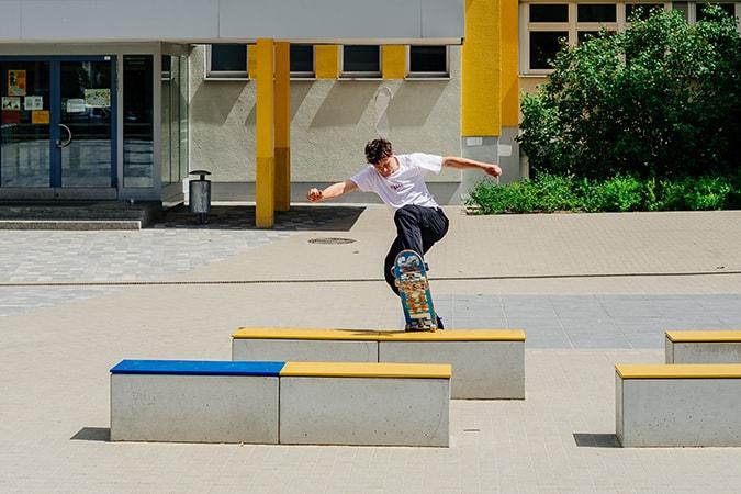 skatedeluxe Team | Tim Janke