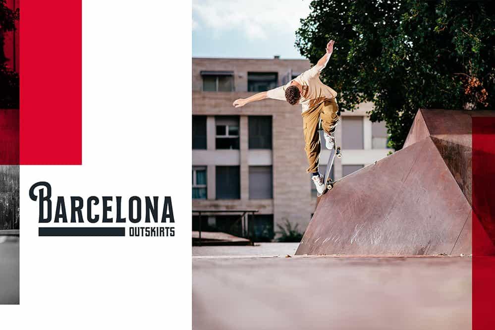 skatedeluxe Barcelona Outskirts Trip