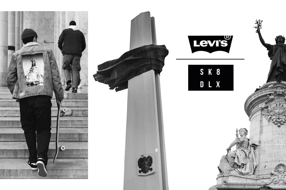 skatedeluxe x Levi's Grey Days