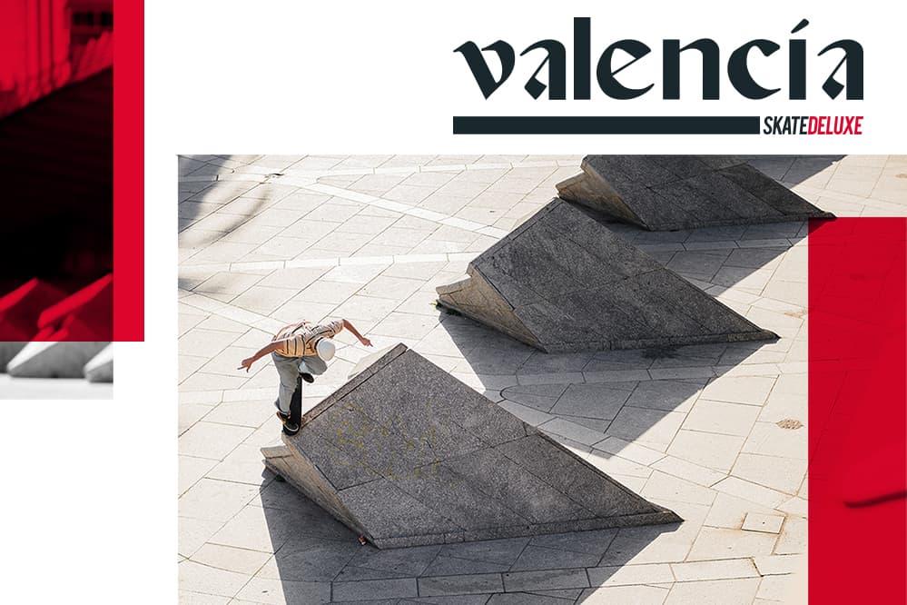 skatedeluxe valencia Trip