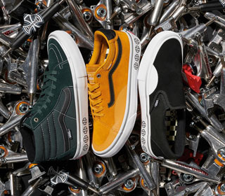 Vans x Independent collection