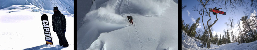 Capita Snowboards shop en ligne