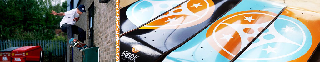 Fabric Skateboards