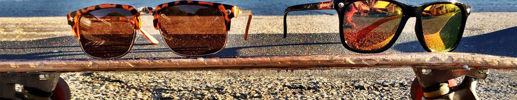 Glassy Sunhaters Shop en ligne