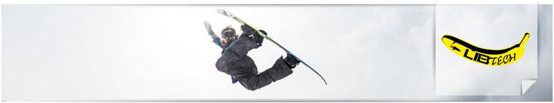 Lib Tech Snowboards shop en ligne