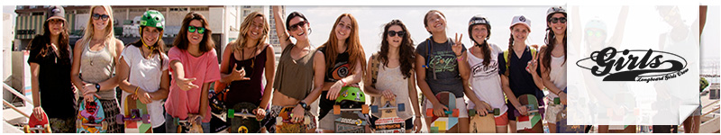 Longboard Girls Crew Shop