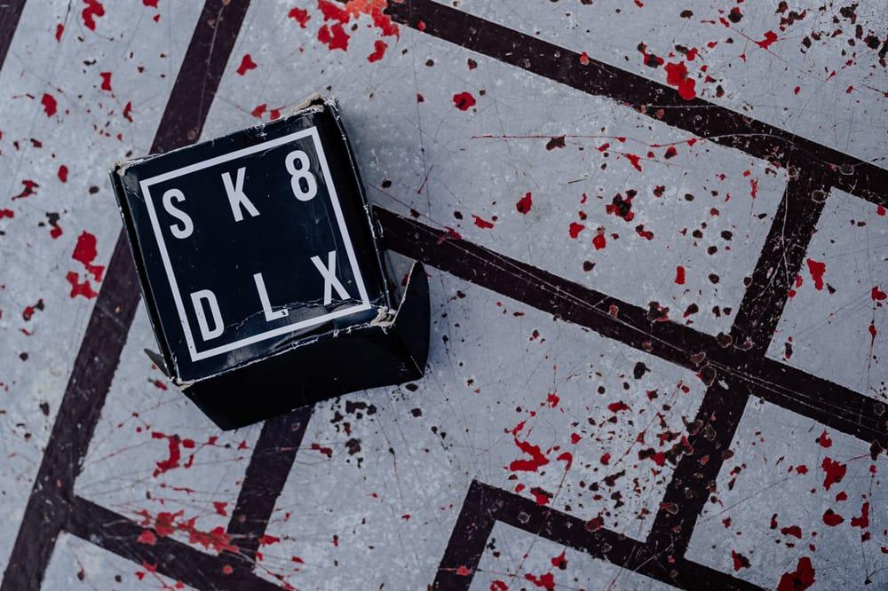SK8DLX Skate Wax