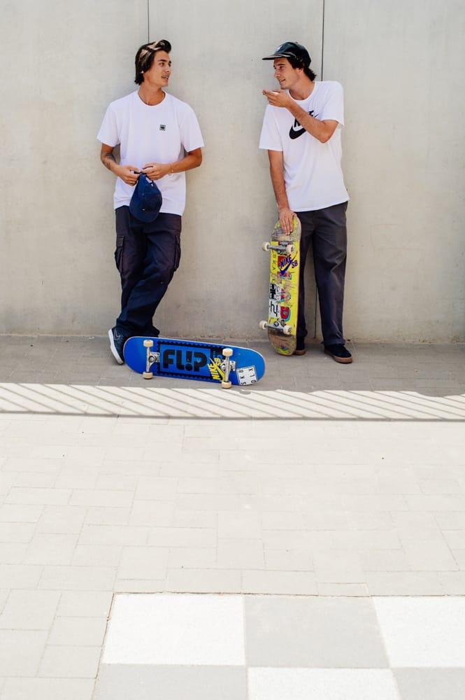 Denny Pham & Matt Debauche | skatedeluxe Team