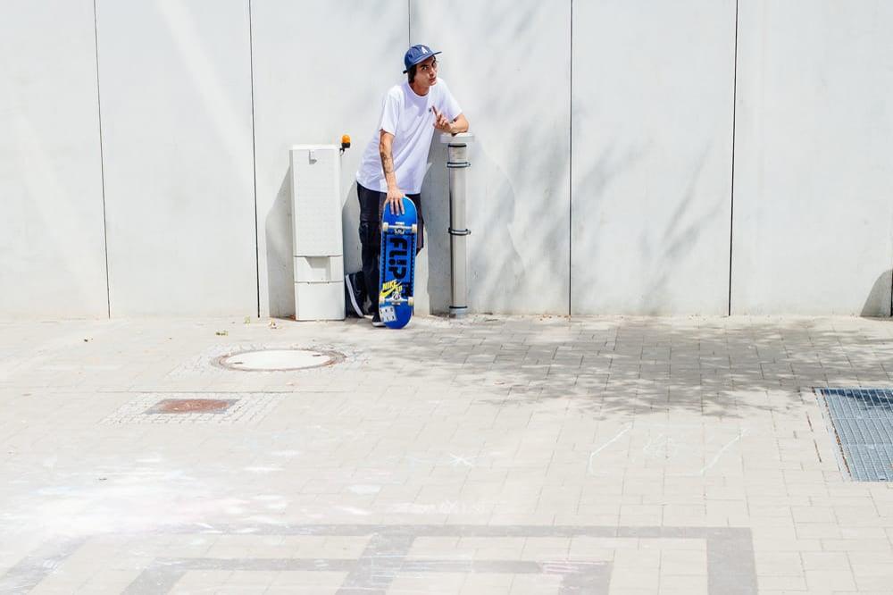 Denny Pham |skatedeluxe Team