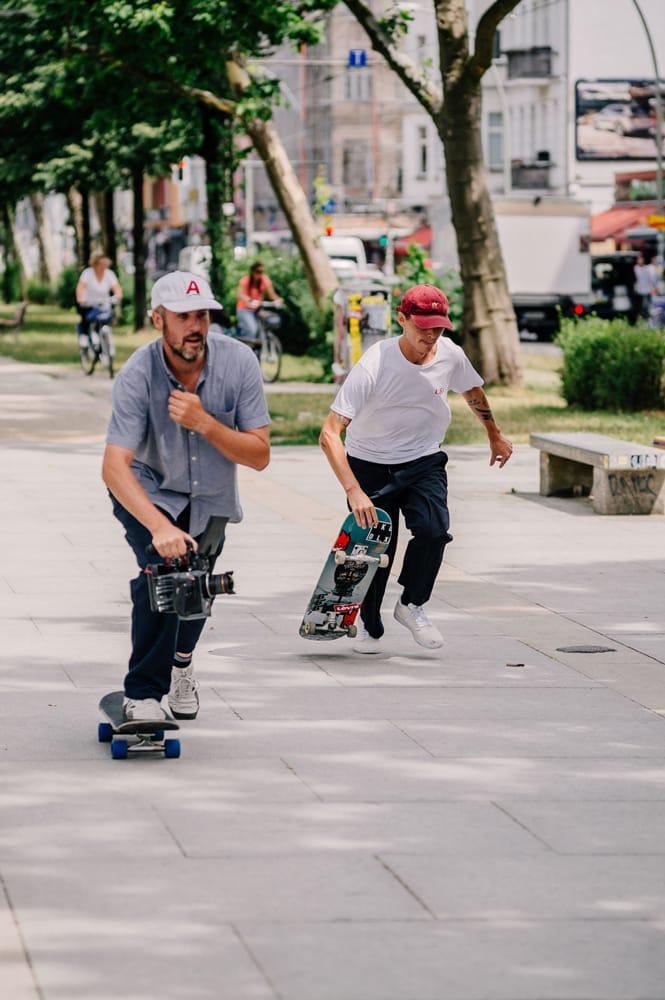 Manny Lopez & Jon Wolf | skatedeluxe Team