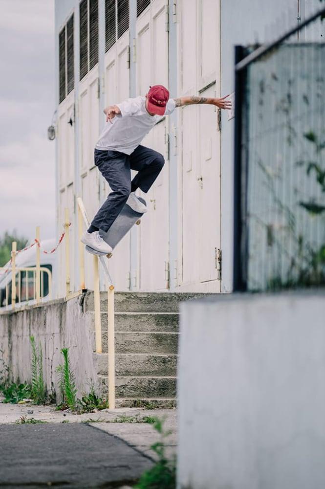 Manny Lopez |skatedeluxe Team