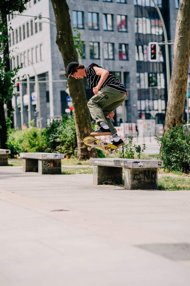 Matt Debauche |Bänke Berlin