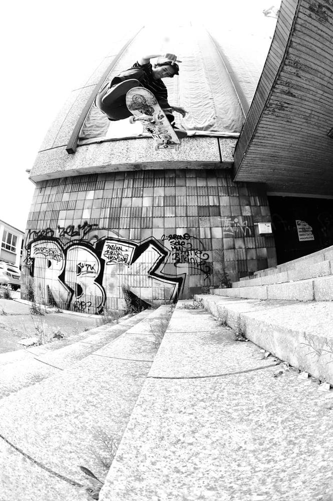 Matt Debauche |SW BS Heel