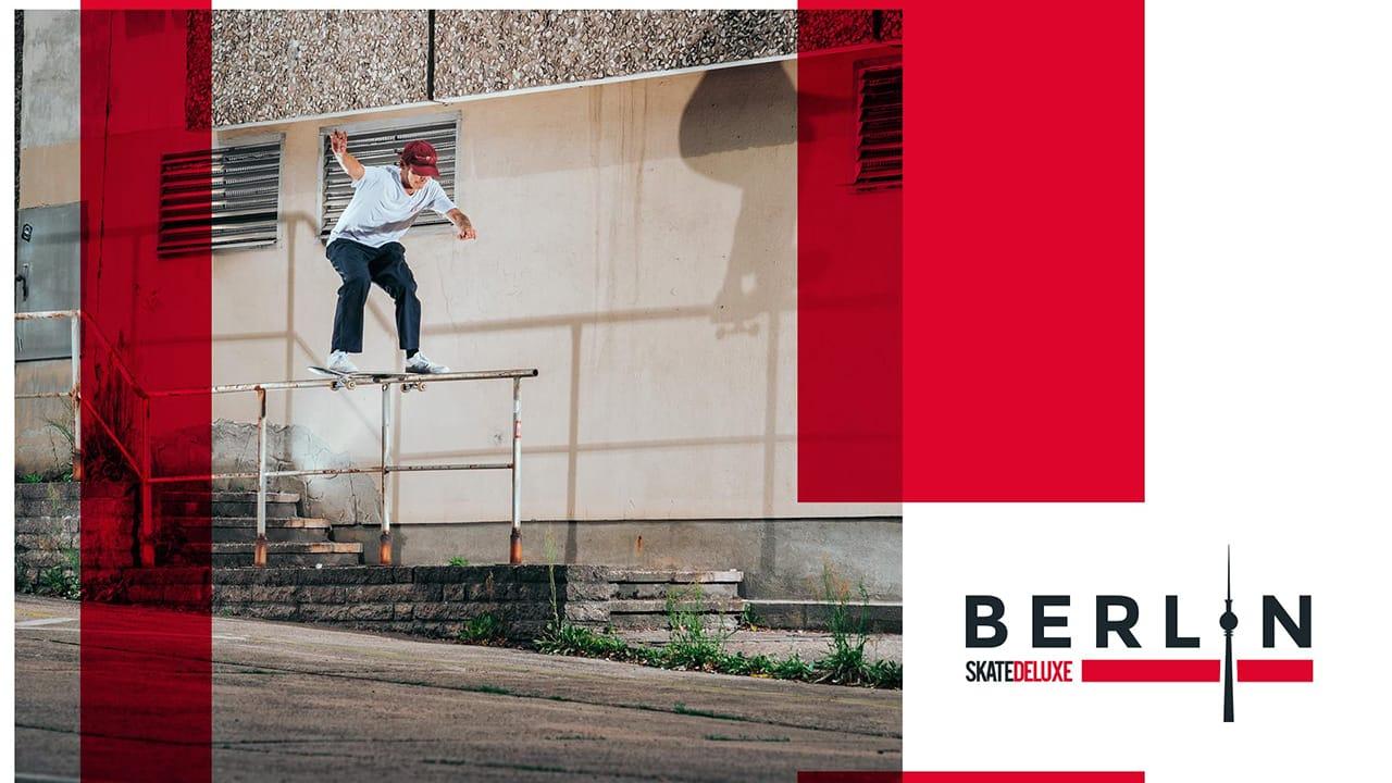 skatedeluxe Skate Team Berlin Tour Clip
