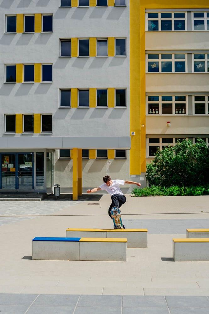 Tim Janke |skatedeluxe Team
