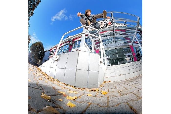 Willow Skate Heelflip Gentsch Delkenheim