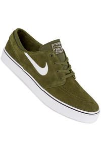 Nike SB Zoom Stefan Janoski Shoe (legion green white black)