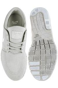 Nike SB Stefan Janoski Max Suede Zapatilla (matte silver pure platinum)