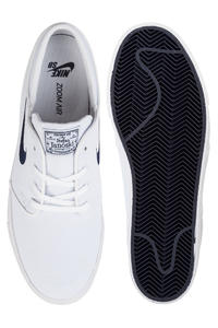 Nike SB Zoom Stefan Janoski Canvas Schuh (white obsidian)