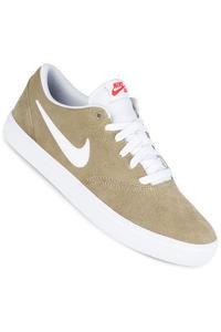 Nike SB Check Solarsoft Shoe (khaki white)