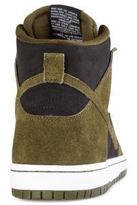 Nike SB Dunk High Pro Shoes (dark loden)