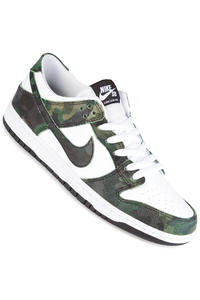 Nike SB Dunk Low Pro  Shoe (legion green white)