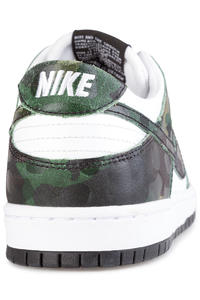 Nike SB Dunk Low Pro  Shoe (legion green white)