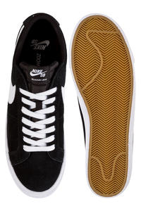 Nike SB Zoom Blazer Low Shoes (black white)