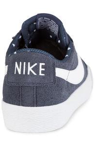 Nike SB Zoom Blazer Low Schuh (obsidian white)