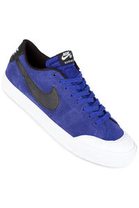 Nike SB Zoom Blazer Low XT  Schuh (deep night black white gum)