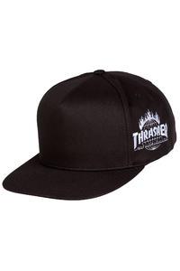 HUF x Thrasher TDS Snapback Cap (yellow) buy at skatedeluxe dbe704102d22