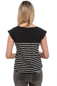 Forvert Newport T-Shirt women (black beige)