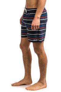 """Forvert Lake Boardshorts 15"""" (navy striped)"""