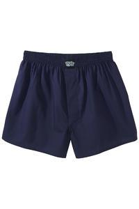 Lousy Livin Underwear Plain Boxershorts (navy port blue) 2er Pack