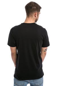 Hurley One & Only Push Through T-Shirt (black)