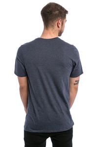 Hurley One & Only Push Through T-Shirt (obsidian)