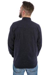 Wemoto Shaw Shirt (navyblue nep)