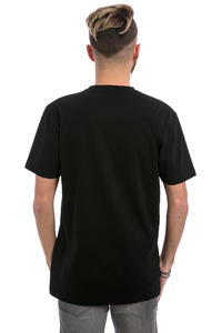 Cleptomanicx Two Möwe T-Shirt (black)
