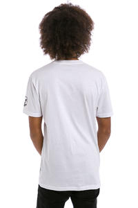 Cleptomanicx Always On T-Shirt (white)