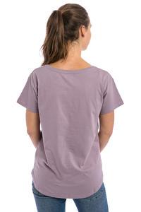 Cleptomanicx Sun T-Shirt women (quail)