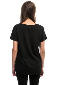 Cleptomanicx Sun T-Shirt women (black)